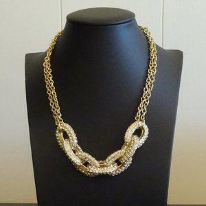 Interlocking Necklace